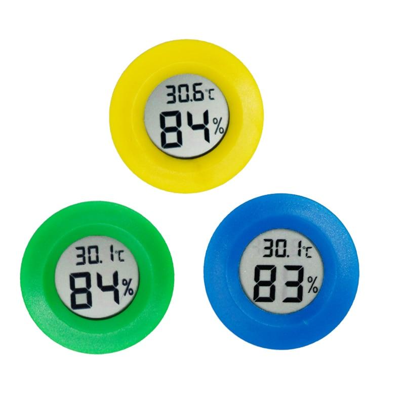 Mini misuratore di temperatura termostato termostato digitale LCD - Strumenti di misura - Fotografia 5