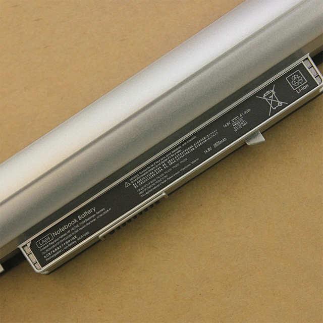 US $18 49 |Battery For HP LA04 LA04041 HSTNN YB5M Pavilion TouchSmart 14 15  F3B96AA HSTNN UB5M HSTNN UB5N 728460 001 HSTNN Y5BV HSTNN DB5M-in Laptop