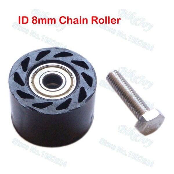 8mm Chain Roller For Dirt Motor Pit Bike Motorcycle Motocross ATV Quad