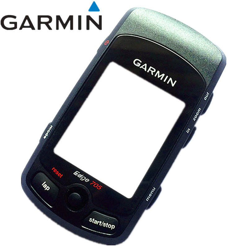 Original 2.2 inch black Surface shell for GARMIN EDGE 705 bicycle speed meter front cover Repair replacement Free shippingOriginal 2.2 inch black Surface shell for GARMIN EDGE 705 bicycle speed meter front cover Repair replacement Free shipping