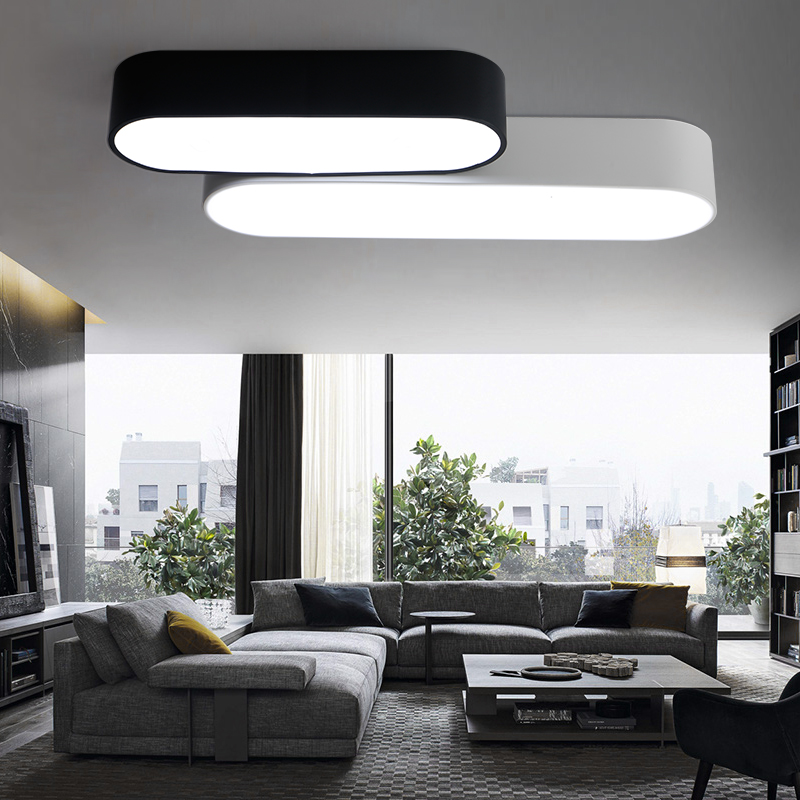 Simple Art LED Ceiling Light for living room bedroom Plafon led home Lighting ceiling lamp home lighting light fixtures