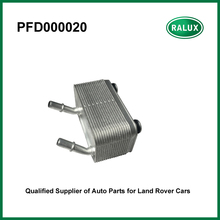 PFD000020 car oil cooler fit for Land Range Rover 2002 2009 Range Rover 2010 2012 auto