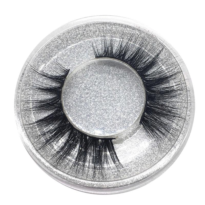 1Pair Luxury 3D False Lashes Fluffy Strip Eyelashes Long Natural Thick Profissional Party False Eyelashes Maquillajes Para Mujer