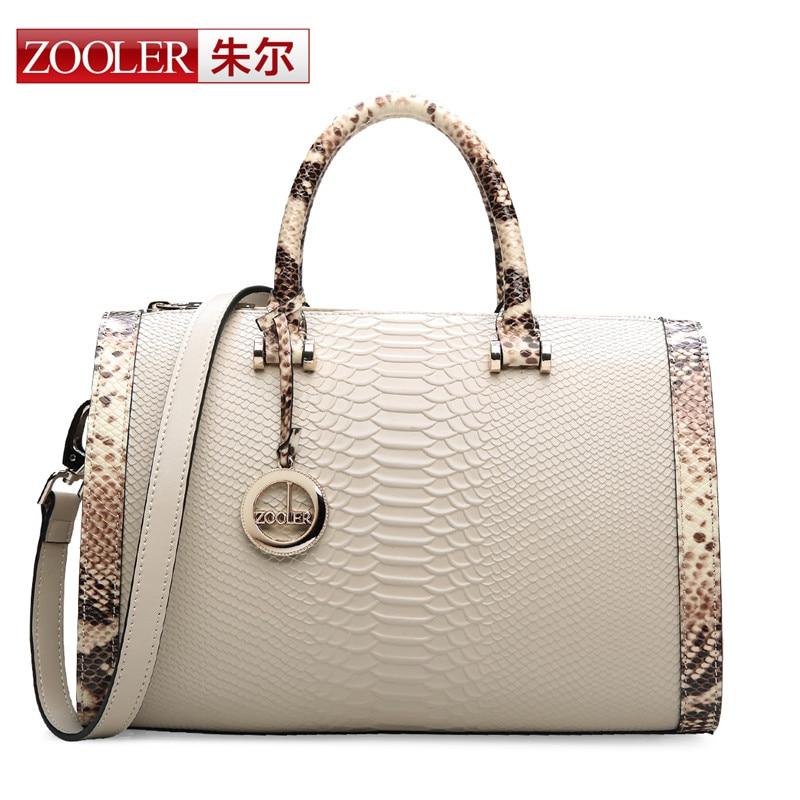 ZOOLER bags handbags women famous brands high quality Top-Handle Bag Bolsa Femin