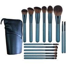 Free shipping DS025 14pcs Great Quality makeup brush Set Professional Tool Super Soft Foundation Brushes and Eyeshadow Brush