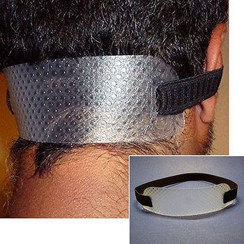 Neck Hair Cut Guide Clean Curved Neck Hairline DIY Tools Makeup Artifact Style Bang Hair Trimmer Clipper Clip Comb Fringe Cut suporte de celular para parabrisa