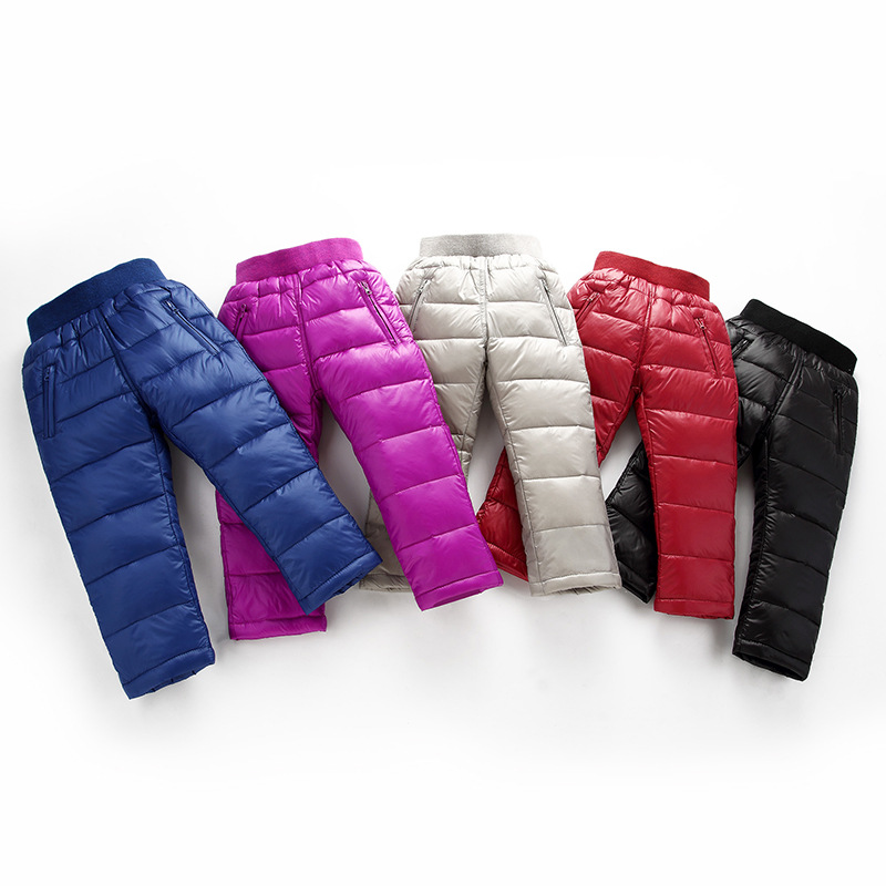 Retail-Children-Girls-Boys-Winter-Snow-Boot-Cut-Pants-Baby-Solid-5-Colors-Panties-Kids-Clothes-for-Christmas-Free-Shipping-4