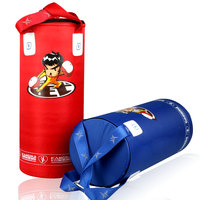 Good quality 50cm Kids punch bag kickboxing mma punching bag for children Grappling training hanging heavy bag birthday gift