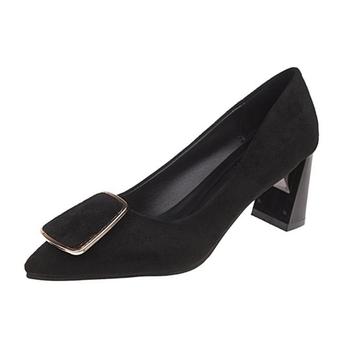 Ho Heave Women Comforty New Style Pumps Shoes Women Fashion  Shoes Hight Heel Pointed Toe Pumps Office Not-Slip Lady Shoes
