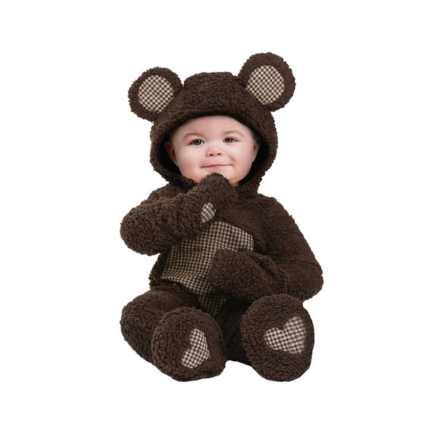 BABY BEAR INFANT COSTUME Baby Jumpsuit Birthday Gift  sc 1 st  AliExpress.com & BABY BEAR INFANT COSTUME Baby Jumpsuit Birthday Gift-in Boys ...