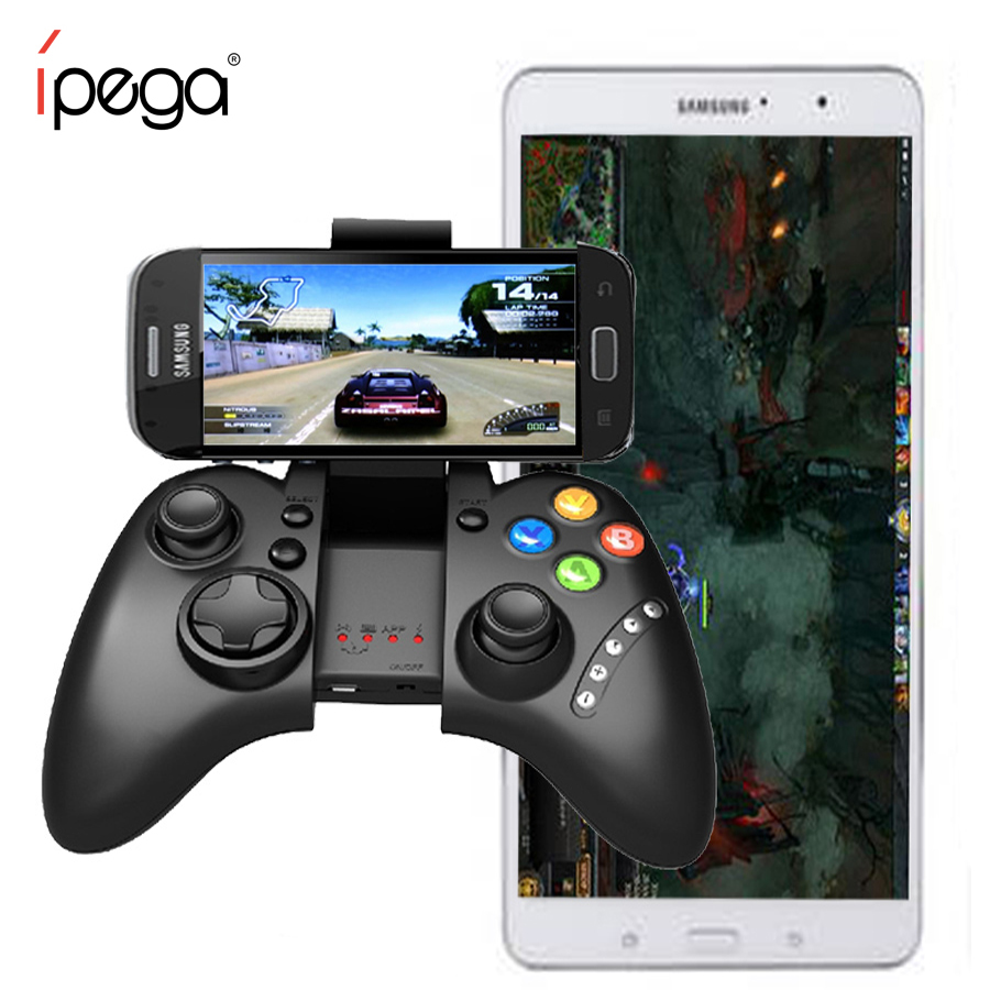 IPEGA 9021 Ipega Game Bluetooth Joystick Gamepad PC Wireless PG-9021 Multimedia Game Controller For PC Android Phone ipega pg 9025 pg 9025 wireless bluetooth gamepad game controller joystick for phone iphone ipad projector tv box android phone