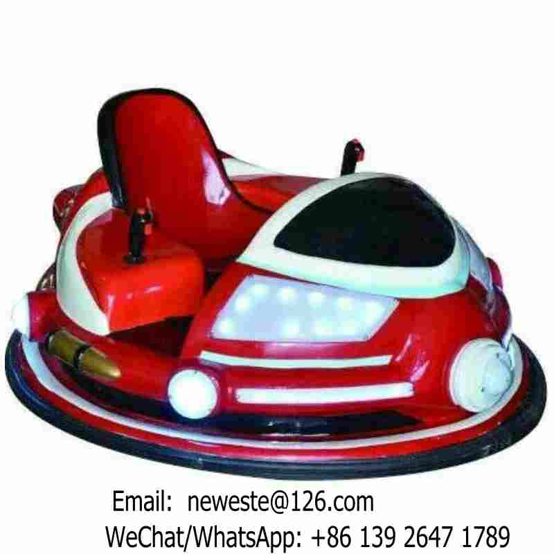 Amusement Device Park Equipment Laser Combat Electric Battery Operated Bumper Cars For Adults Children