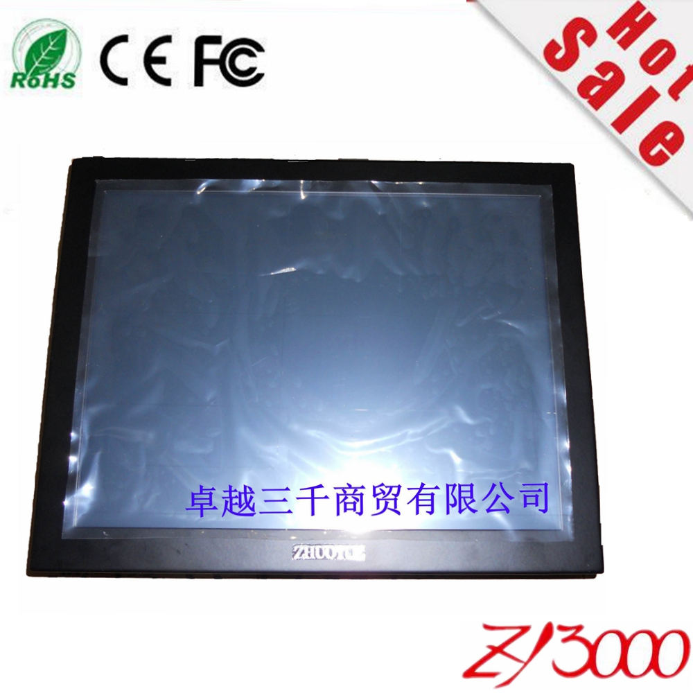 great price12 inch 4:3  800*600 waterproof  metal casing 1*VGA 1*HDMI dc12v input USB 5 wire resistive touch  screen monitor