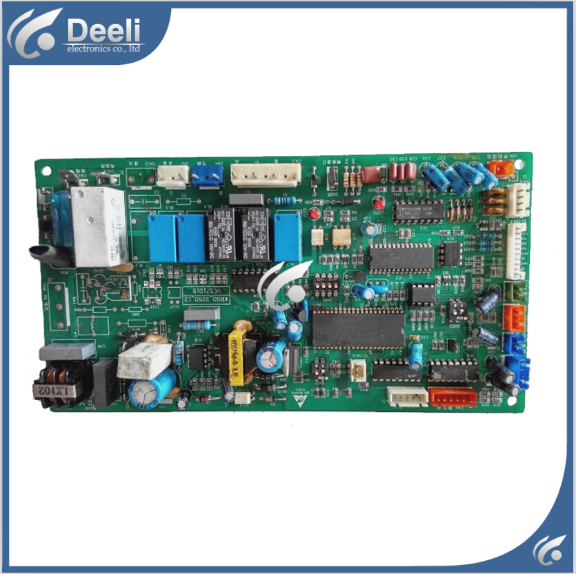 95% new good working for Haier air conditioning board KRSD-3250-12 VC571015 YD0757A computer board on sale epia ml8000ag epia ml 8000ag epia ml rev a industrial board 17 17 well tested working good