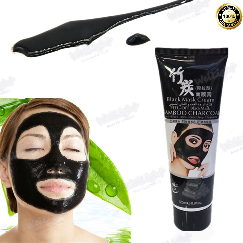 120ml Pure Remove Blackhead Acne Mask Peel Off The Black Film Export Liquid Pore Face Care Tools Deep Cleaning