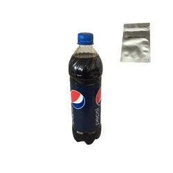 Stash sicher Pepsi wasser flasche diversion sichere DIY Leere flasche Stash safe mit einem lebensmittel grade geruch proof tasche
