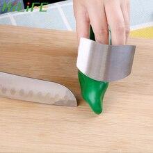 HILIFE защита для рук из нержавеющей стали защитный нож для резки инструмент безопасности Полезные гаджеты кухонные инструменты кухонные аксессуары