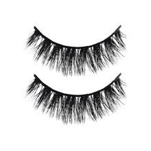 1 Pair Handmade Winged Mink False Eyelashes Popular Super Long Winged Eyelash-EMH