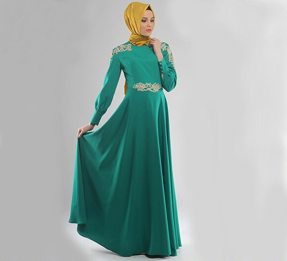 ce9a16a061f Latest design muslim women long muslimah dress