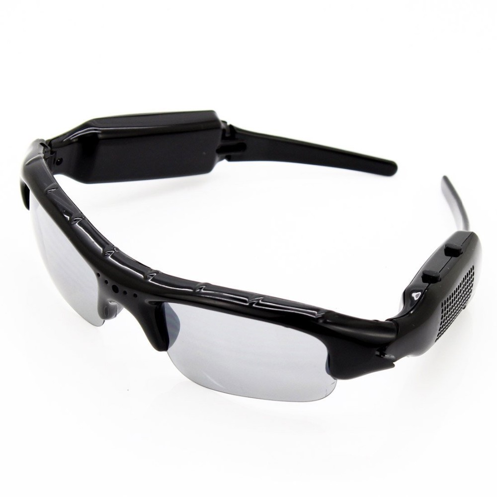 Portable Glasses With Camera Recorder Driving Sunglasses Camera Take picture video Support TF card For Outdoor