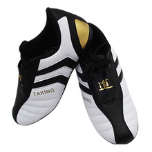 Taekwondo Shoes Breathable Top Quality kickboxing Competitional Tae kwon do Training Martial Arts Sneaker Shoes Kids