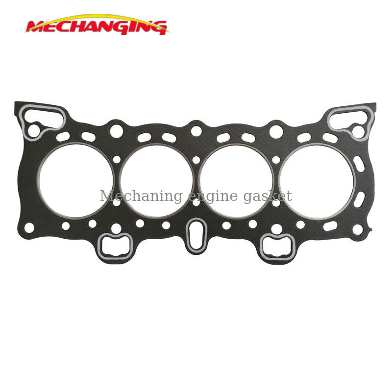 Steel Cylinder Head Gasket Model A Ford with 4-Cylinder Model B Engine