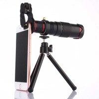Universal Clip 22x Dual Zoom Telephoto Telescope 4K HD Phone Lens for VIVO NEX X23 X21 X21Plus Z1 Z1i X20 X20 Plus X9s Plus