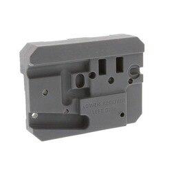 Zwart Geweer lagere ontvanger armorer Bench Blok Beveiligt 223 Remington Onderdelen Installeren AR-15 Bench Blok kxs11026