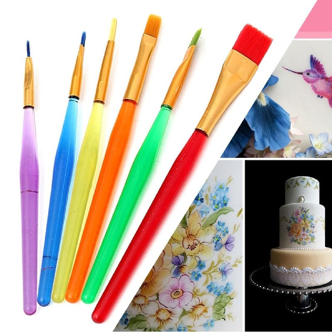 Fondant Cake Decorating Modeling Tools