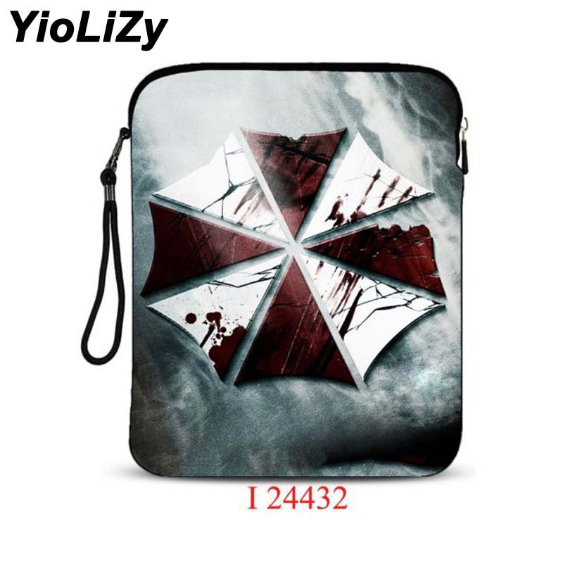 waterproof 9.7 inch laptop bag Cover Shockproof 10.1 tablet bag notebook sleeve protective case case for ipad air 2 IP-24432