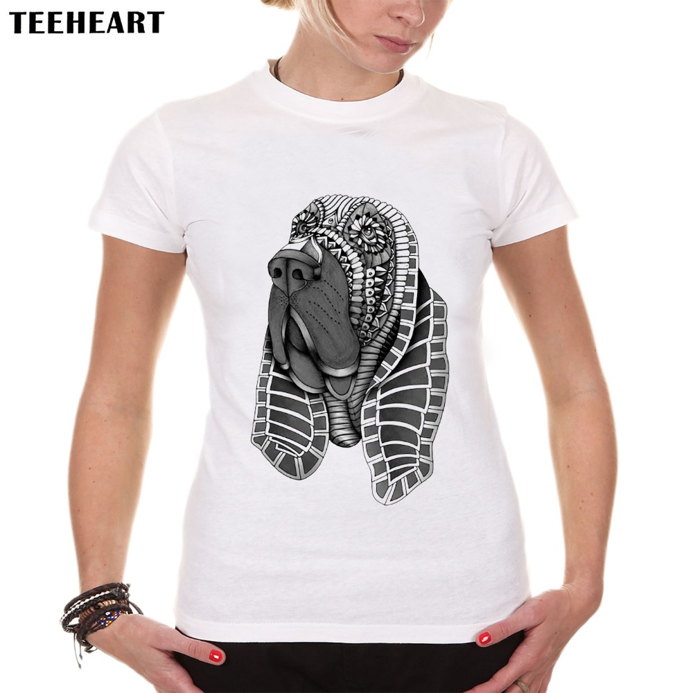 Design t shirts and sell online - Teeheart 2017 Women Summer Novelty Cat And Dog Design T Shirt Fashion Animal Tops Hot Sales