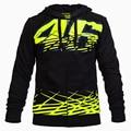 Moto Racing motorcycle jackets Valentino Rossi MOTO GP VR46 Motorcycle Racing Hoodies Bike Men's Casual Suit