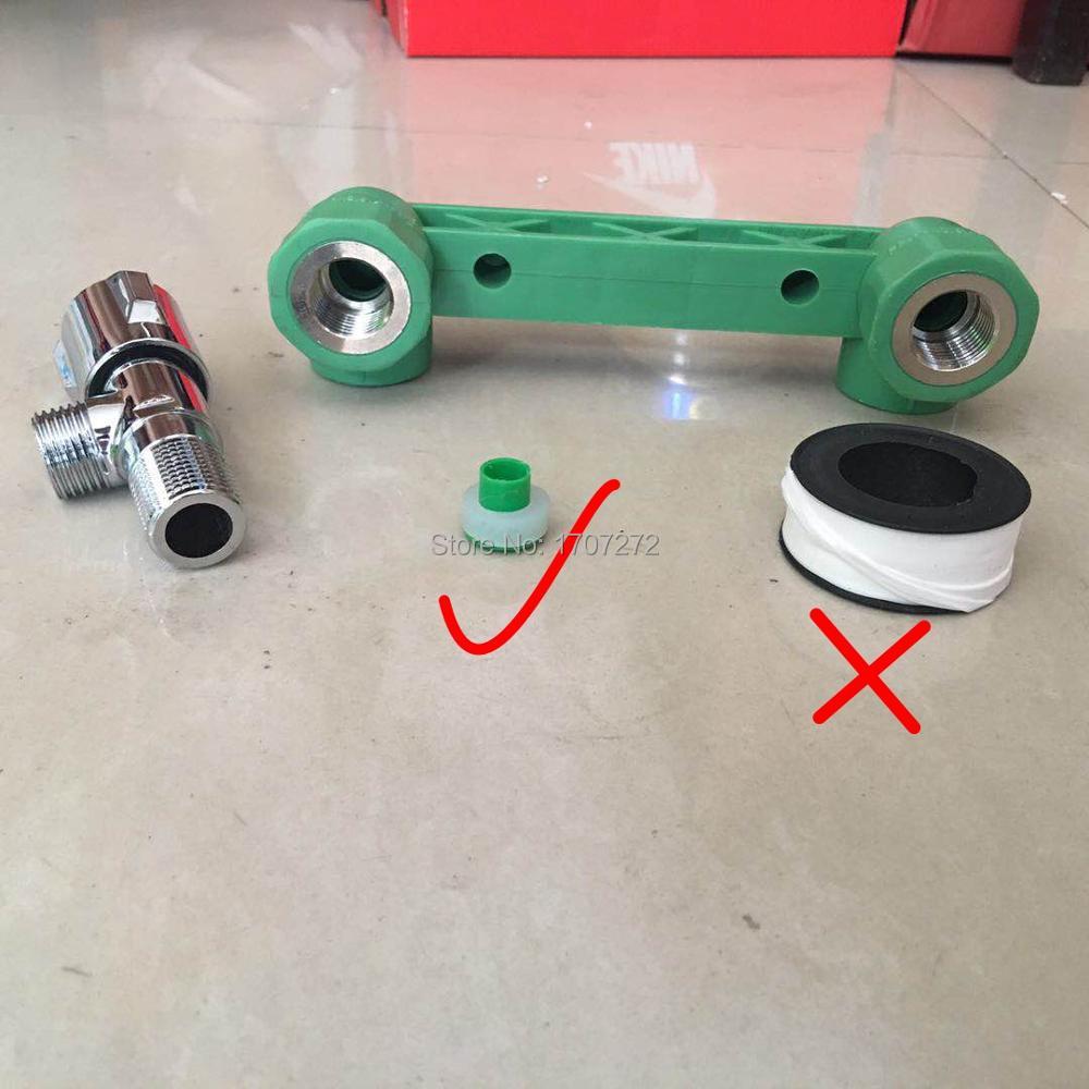 Free Shipping 20pcs/lot PPR Pipe Plugs 1/2