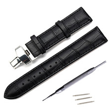 Genuine Leather Watchband for Tissot Longines Mido Hamilton Watch Band Steel Buckle Wrist Strap 14 16 17 18 19 20 21 22 23 24mm 22mm quick release ceramic watchband tool for tissot longines mido luminox seiko watch band steel butterfly clasp wrist strap
