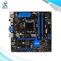 Для MSI H87M-G43 Оригинальный Используется Для Рабочего Материнская Плата Для Intel H87 Гнездо LGA 1150 Для i3 i5 i7 DDR3 64 Г SATA3 USB3.0 Micro-ATX