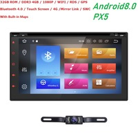 Hizpo Qcta Core 2 din Android 8.0 Autoradio Car Head Unit For Nissan xtrail Juke qashqai Multimedia DVD Car Audio Stereo 4GBWifi