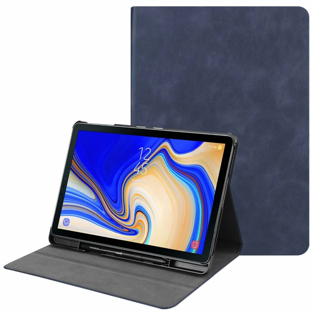 Magnetic Case Pencil Holder For Samsung Galaxy Tab S4 10.5