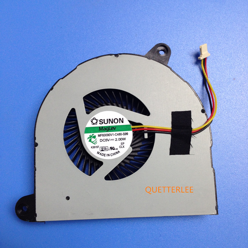 Laptop CPU Cooler Fan for Inspiron Dell 17R 5720 7720 3760 5720 Turbo INS17TD-2728 KSB0705HA-BK76 FAN DFS601305FQ0T крепление для жк дисплея ноутбука dell inspiron 17r 5720 7720 r & l 80%