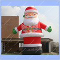 8m Giant Inflatable Santa Claus,CE/UL Blower Included,Outdoor Inflatables Christmas Advertising Decoration