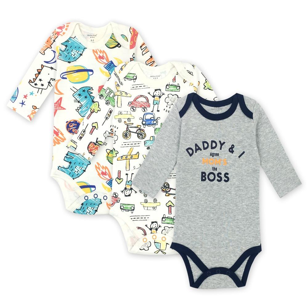 1 Jahr Geburtstag Jungen Kleidung Oansatz Körper Menina, Tiere Vestido Infantil Neugeborenen Jungen Langarm-babystrampler QualitäTswaren
