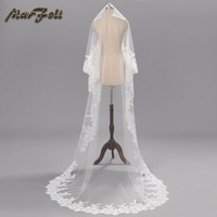 Ivory White Champagne New Wedding Wedding Formal Dresses Fitting Veil T018