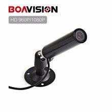960 P 1080 P HD 1.3MP 2MP мини AHD Камера Starlight низкой освещенности день/ночь Цвет изображения пуля мини CCTV Камера открытый waterrpoof IP66
