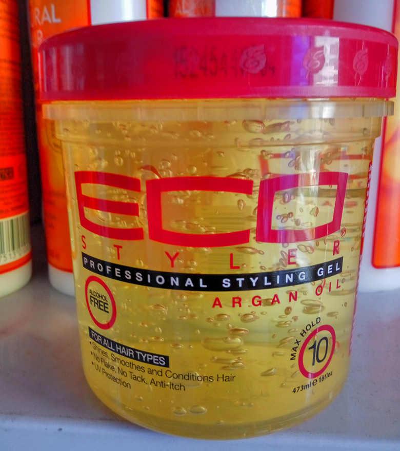 competitive price 4a9ef 0c05f Gel de diseño de pelo ecológico con aceite de argán aceite ...