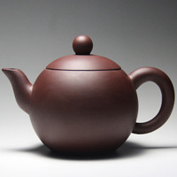 200cc Tea Pot High Quality Purple Clay Zisha Kettle Chinese Kung Fu Kettle With Gift Box