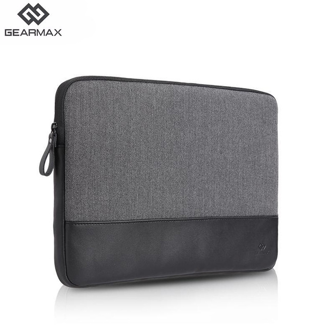 Gearmax Leather Laptop Sleeve For Xiaomi Mi Notebook Pro 11 12 13.3 14 15.6  Waterproof Laptop Bag Case For Macbook Air 13 15 Men 99d3dc941