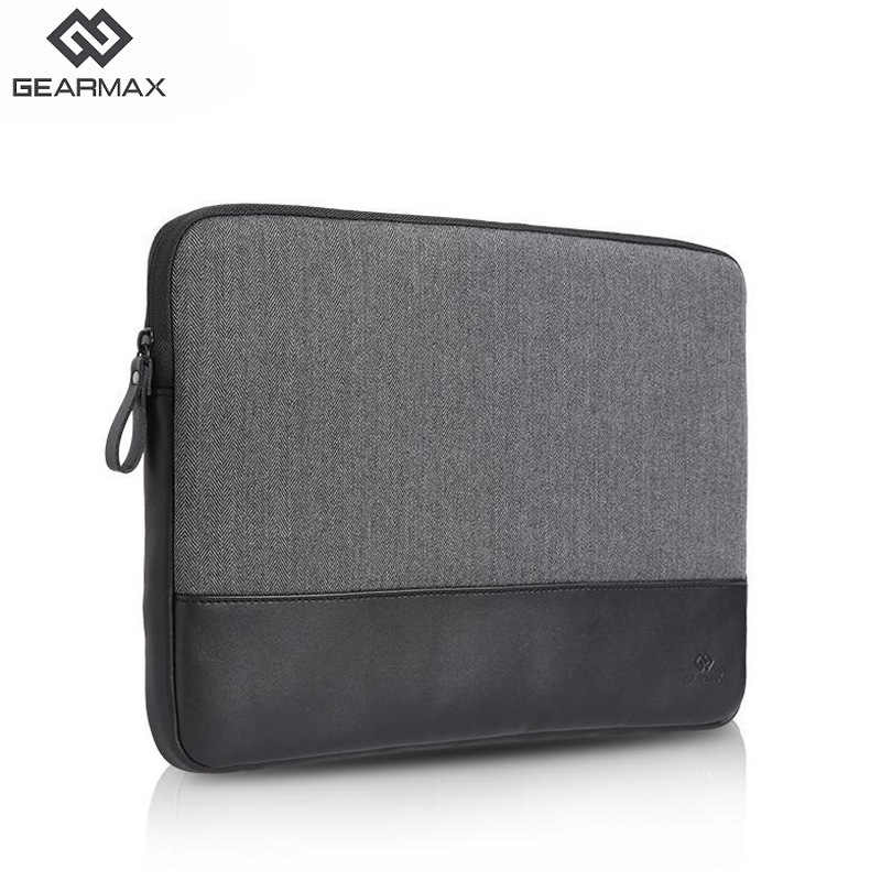 WIWU кожаный ноутбук рукав для Xiaomi Mi ноутбук Pro 11 12 13,3 14 15,4 водонепроницаемый ноутбук сумка чехол для Macbook Air 13 15 мужчин