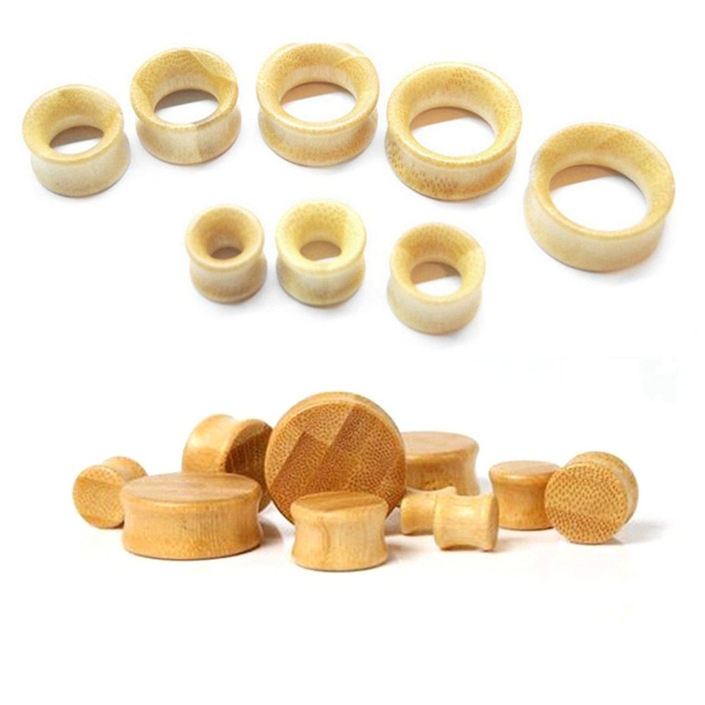 ♔ >> Fast delivery wood ear tunnel plug in Boat Sport