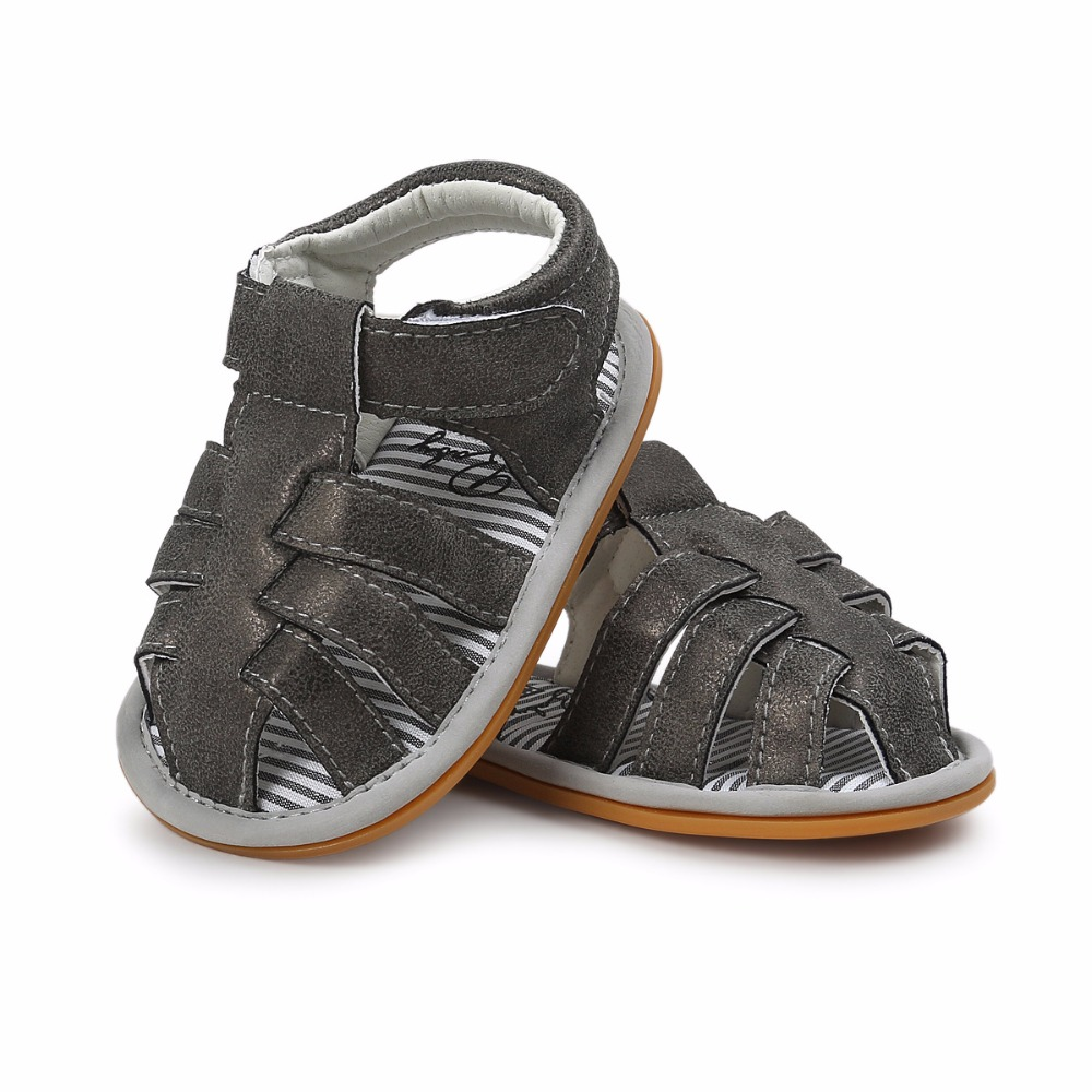 Black-Color-Summer-Autumn-Newborn-Baby-Boy-Sandals-Clogs-Shoes-Casual-Breathable-Hollow-For-Kids-Children-Toddler-4