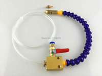 Cooling Water Pipe Mist Spray Injection Cooling System For Accessories Carving