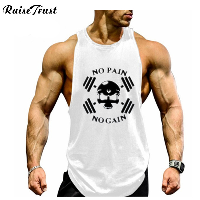 Men Singlets Men Tank Tops Shirt Cotton,Bodybuilding Equipment Fitness Men's  Tank Top casual Clothes Vest Undershirt